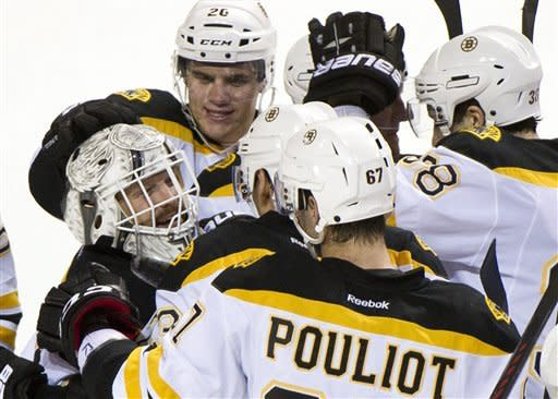 Seguin gives Bruins shootout win over Canadiens