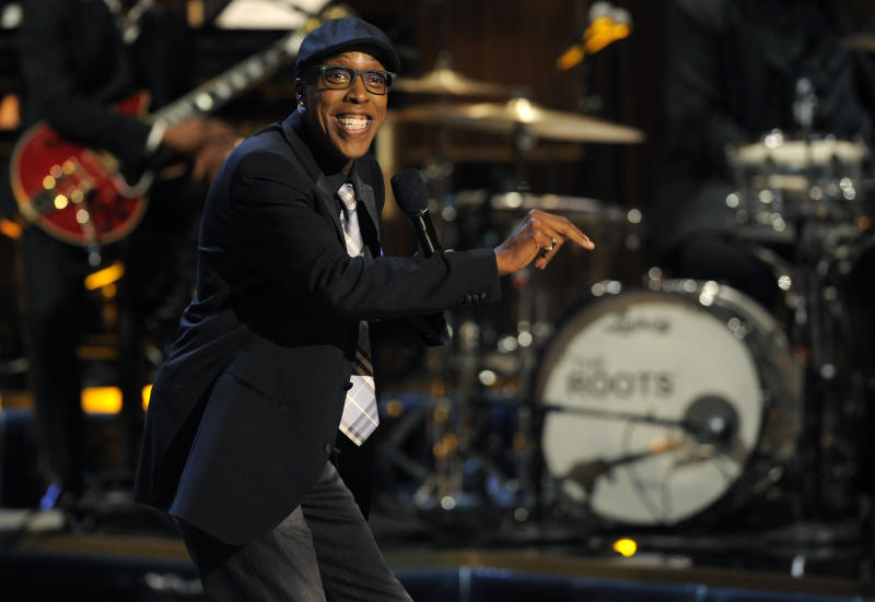 Arsenio fulfills his dream with late-night return