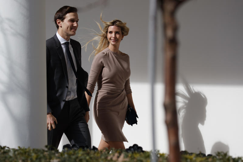Mixing Business with Presidency, Ivanka Trump Sees Profits in China