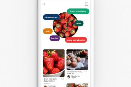 Pinterest's New Food Filters Practically Plan Dinner for You