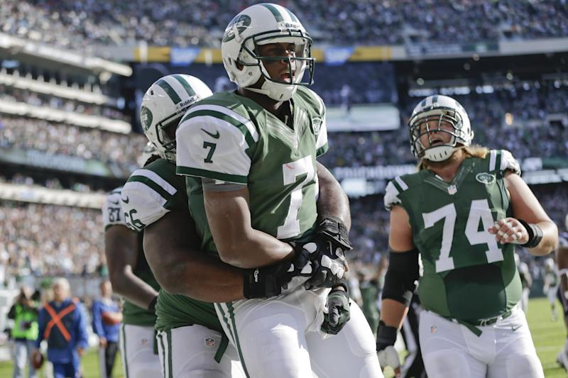 Jets O-line's tough task vs Bengals: Protect Geno