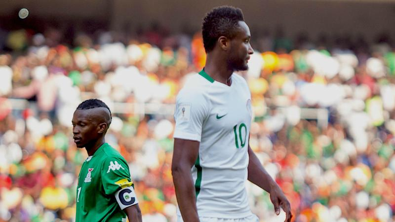 How Nigeria can qualify for W'Cup - Mikel