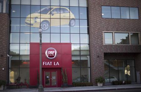 Fiat Chrysler revises sales, shows streak ended in 2013
