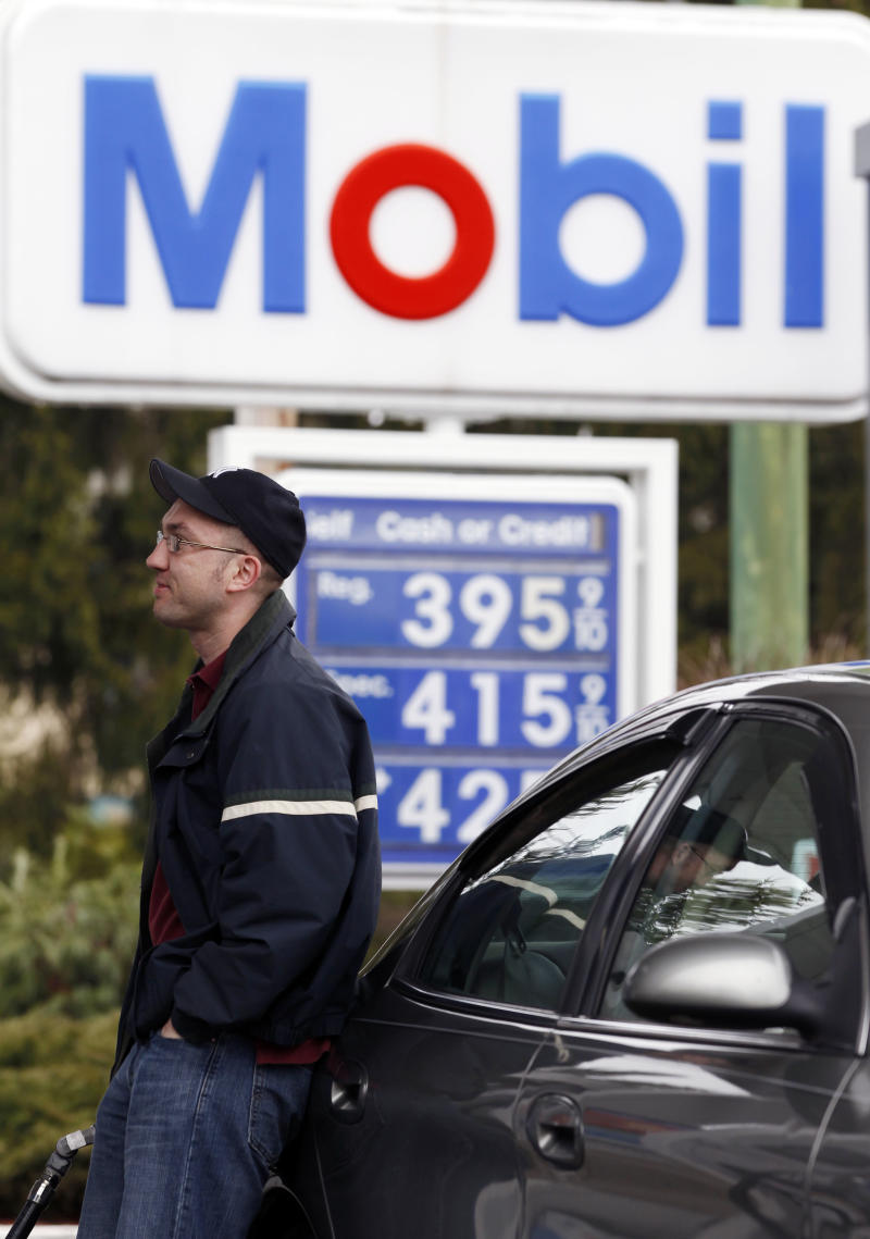 Higher gas prices threaten economy if they persist