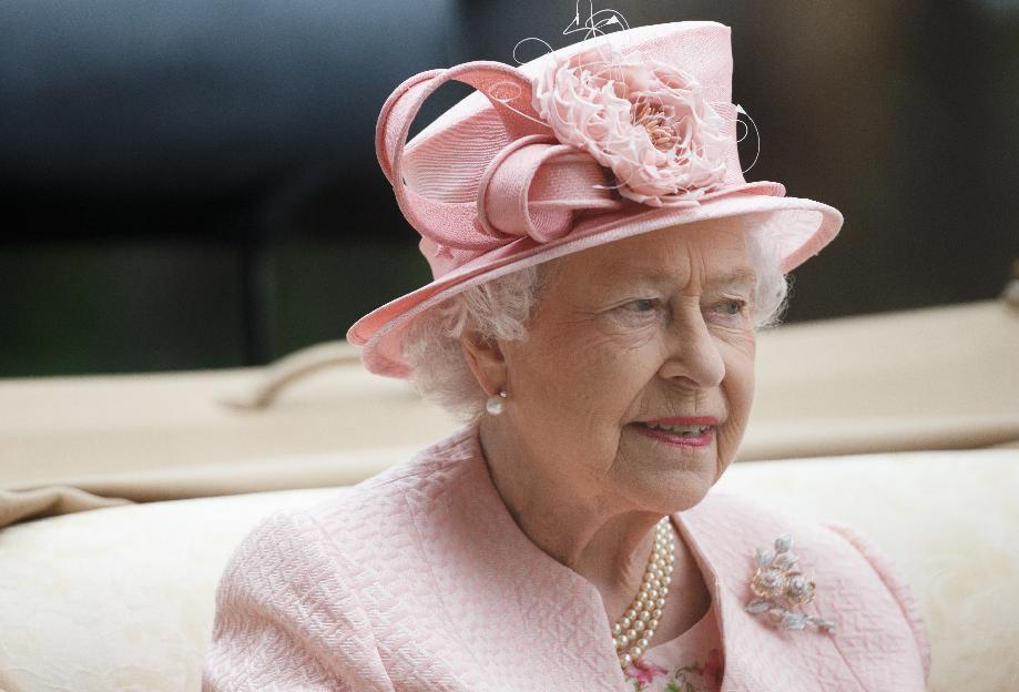 Queen Elizabeth II during day one of the Royal Ascot meeting at Ascot Racecourse, Berkshire.