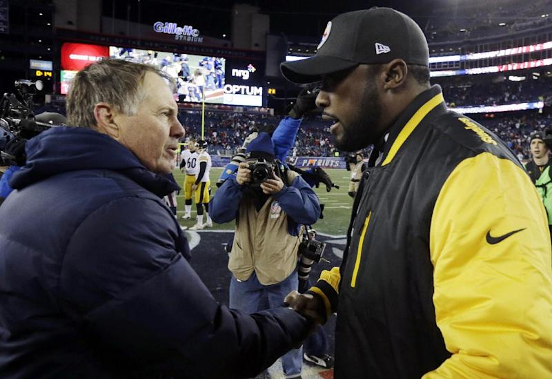 Steelers 'open' to change, but options limited
