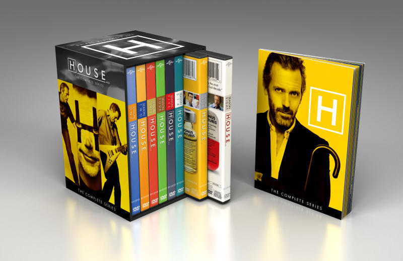 Guide to TV DVD sets as holiday gifts