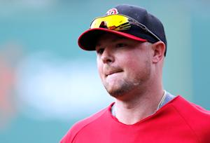 Acquiring Jon Lester makes the A's even scarier. (Getty)