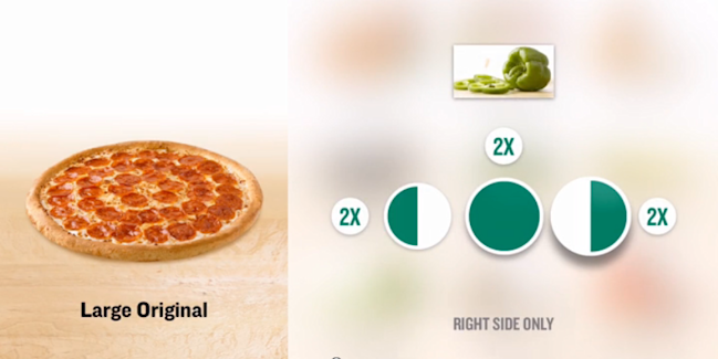 The new Papa John's app for Apple TV makes ordering a breeze