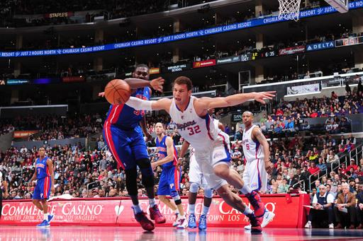 Paul leads Clippers past Pistons in OT