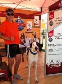 Hill's(R) Science Diet(R) 'Vets Know Best' Tour Gets Tails Wagging at the Indiana State Fair