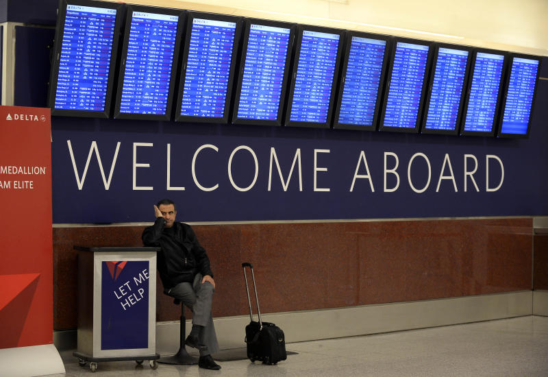 Canceled! Airlines scrap record number of flights