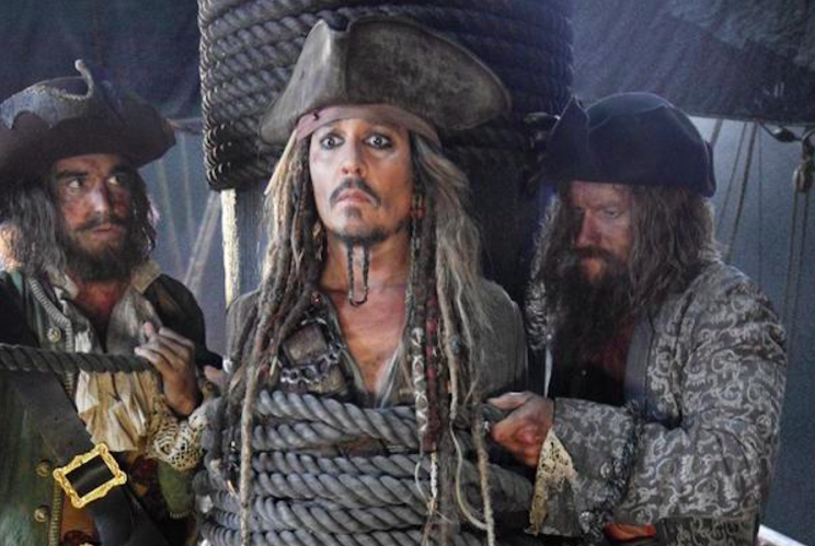'Pirates Of The Caribbean: Dead Men Tell No Tales' Sails To