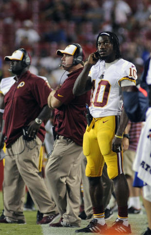 Robert Griffin III (USA TODAY Sports)