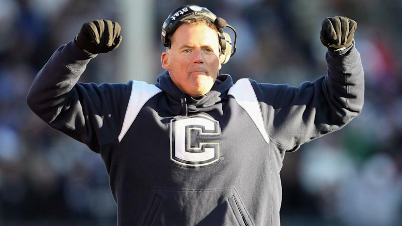 Back for more: Edsall returns as coach at UConn