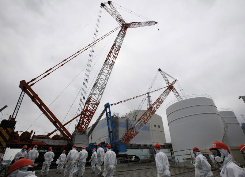Panel wants TEPCO execs charged over nuke crisis