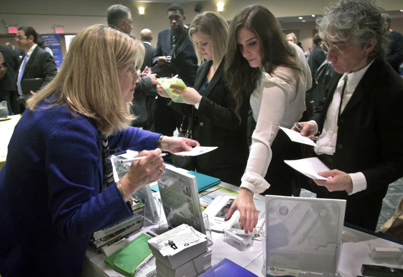 Weekly applications for US jobless aid dip to 363K