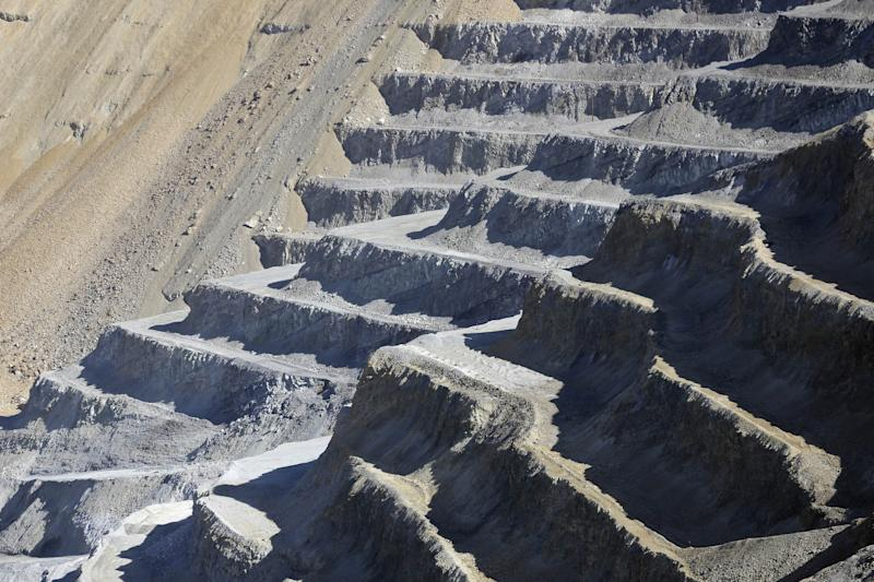 Utah copper mine landslide will hurt state economy