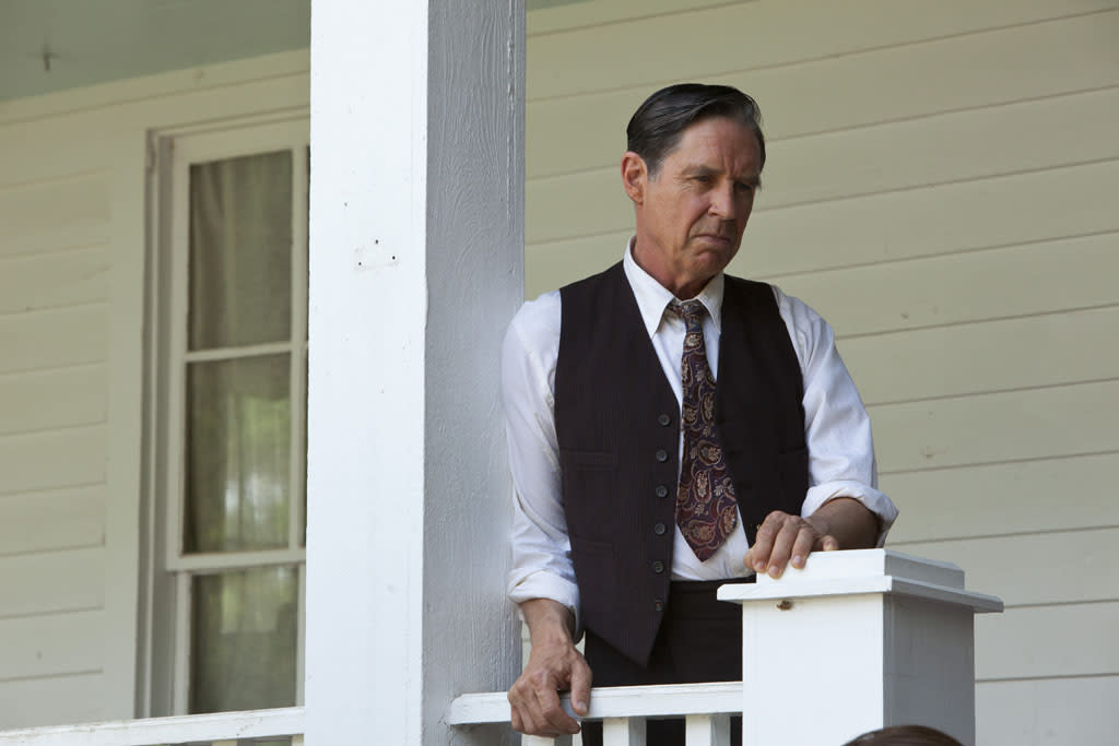 """John Doe as A.P. Carter in the Lifetime Original Movie, """"Ring of Fire."""""""