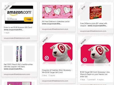coupons and freebies mom pinterest