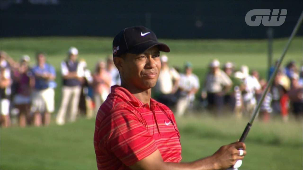 The latest edition of this week in golf is a flashback to Y.E. Yang's incredible 2009 PGA Championship victory that saw him overcome Tiger Woods in extraordinary fashion