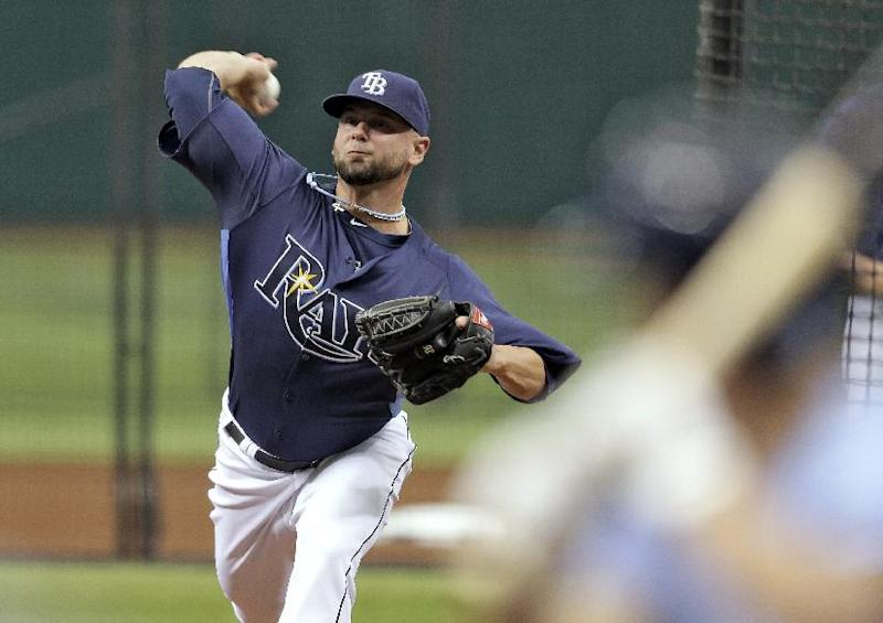 Astros agree to deal with reliever Jesse Crain