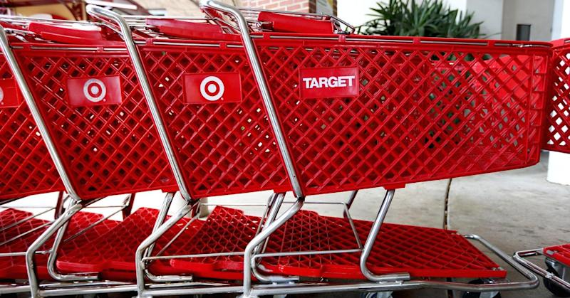 Target posts earnings of 78 cents a share vs. 79 cents estimate