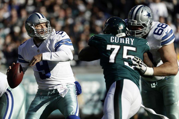 Tony Romo's career is over in Dallas