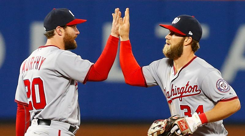 Nationals beat Rockies 11-4 behind near cycle from Turner