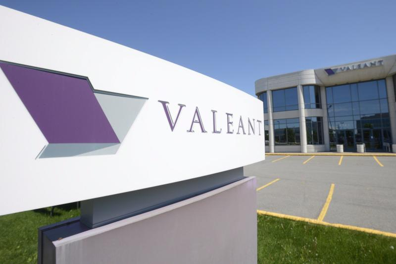 Valeant loss mounts, revenue falls but CEO says turnaround is progressing