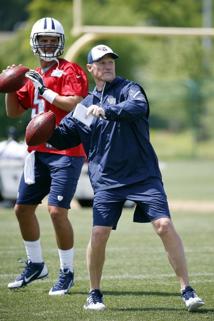 Titans ready, eager to win with coach Whisenhunt