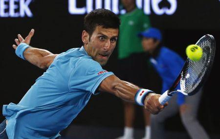 Australian Open: Novak Djokovic triumphs over Verdasco in opener