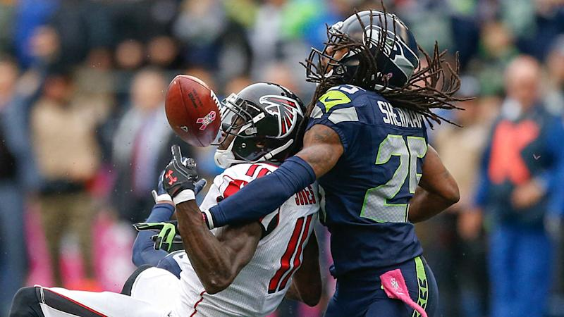 Wilson leads Seattle's late rally for 26-24 win over Atlanta