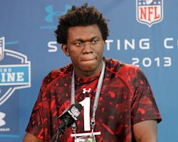 Detroit Lions DE Ziggy Ansah is confident Ghana will beat the U.S. on Monday. (USA Today)