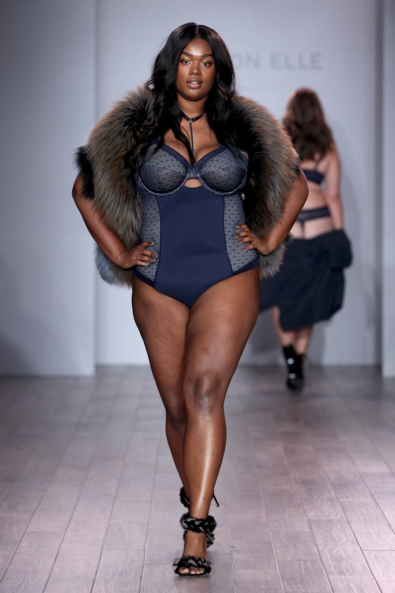 Picture of Ashley Graham Show Fur