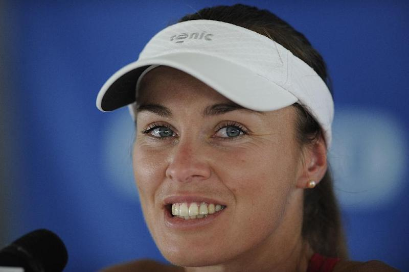 Hingis quizzed by Swiss police for alleged assault