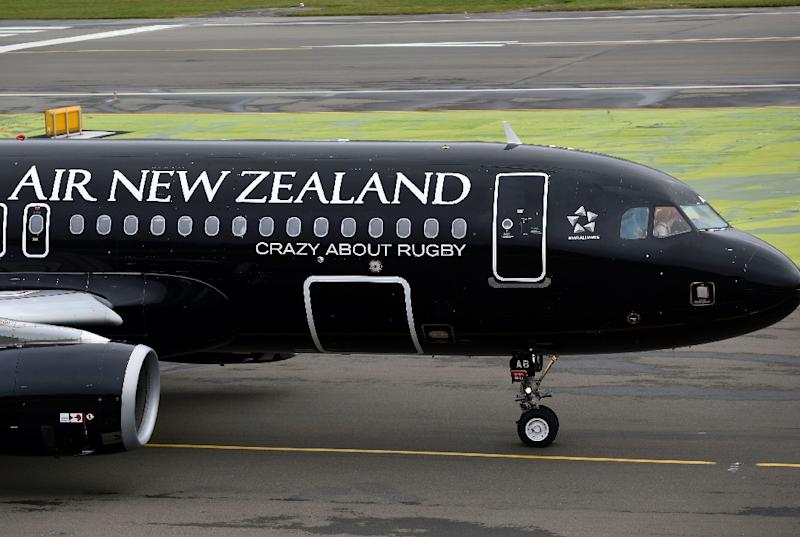 Air New Zealand flies to record profit
