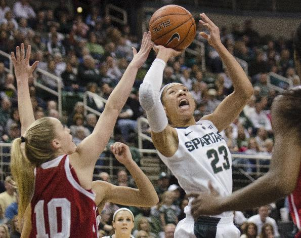 Freshmen are making their mark among Big Ten women