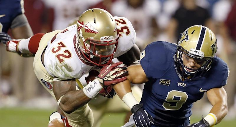 No. 11 Florida State spoils Pitt's ACC debut 41-13