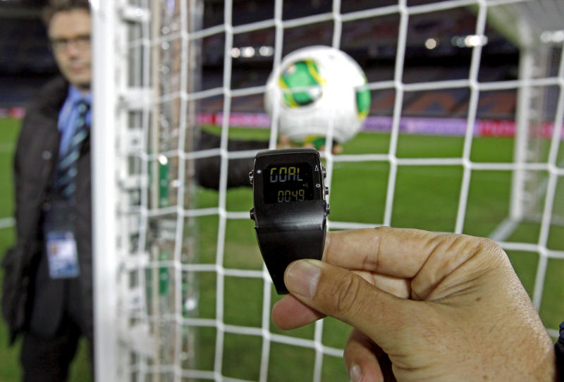 Football gets technology makeover for World Cup