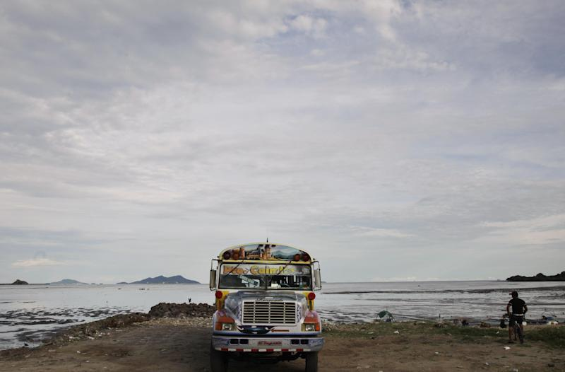 Rivera's long ride from a Pacific fishing village