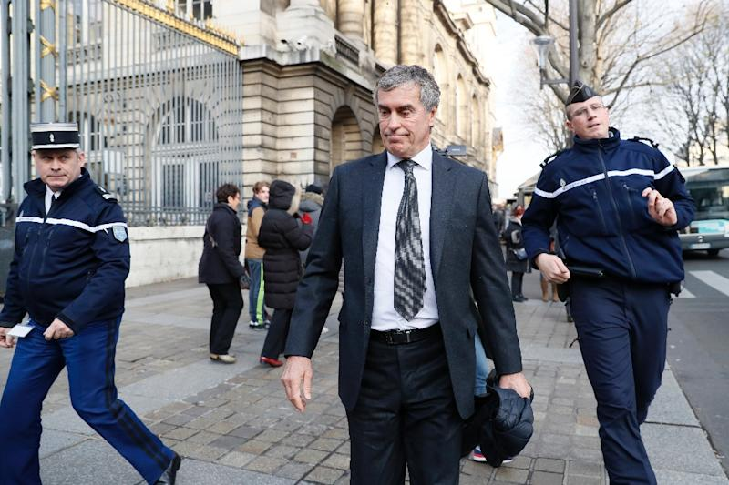 Verdict expected in French budget minister's tax scandal