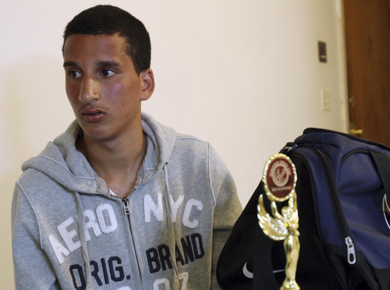 Teen stunned at portrayal as Mass. bombing suspect