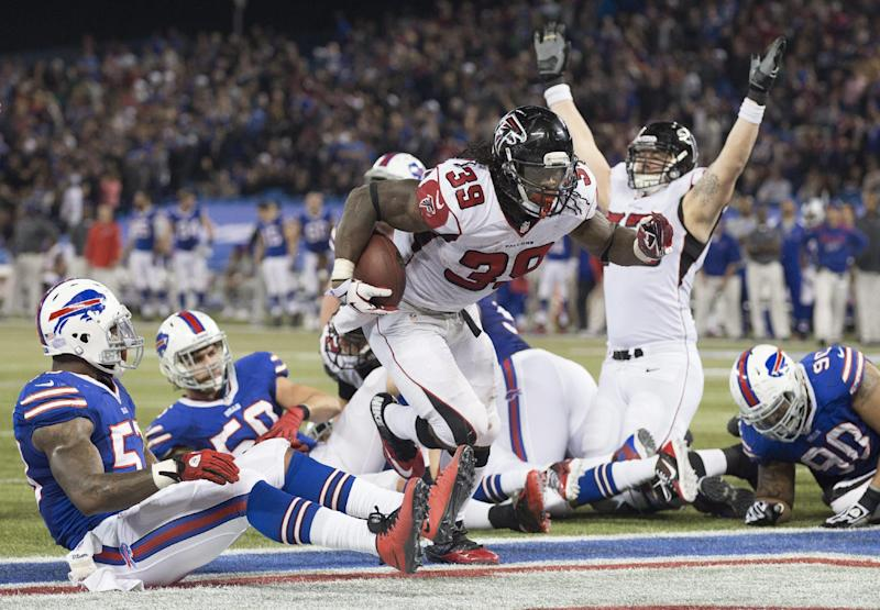 Falcons looking to finish strong in dismal season