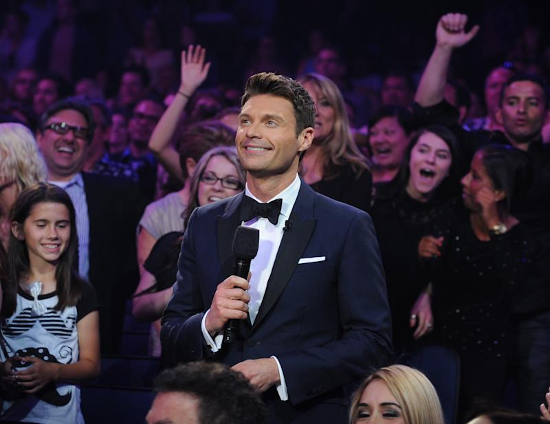 Ryan Seacrest to host new NBC game show