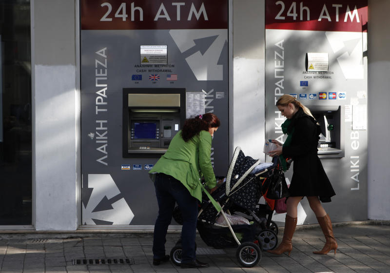 Cyprus insists against privatizations in bailout