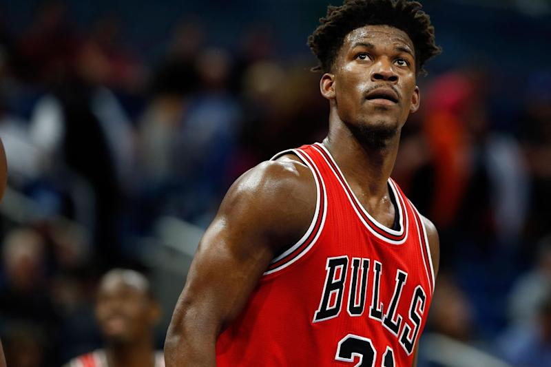 Butler's camp doesn't think Bulls will trade him before deadline