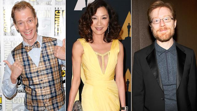 Star Trek Disovery Cast Adds Doug Jones and Anthony Rapp