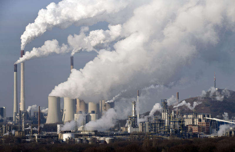 UN report warns of widening climate gap
