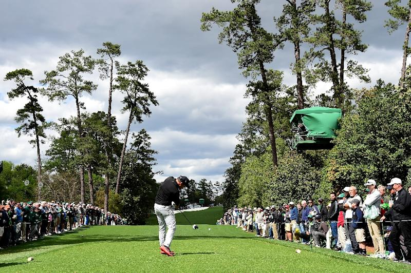 Good Day: Australian star rebounds with 69 in 3rd round